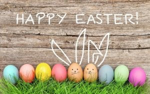 Office Closure for Easter Long Weekend